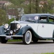 Stock Photo: Vintage pre war race car Rolls-Royce 25/30 from 1936