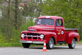 Vintage car Ford F 100 Pick-up from 1951 — Stock Photo