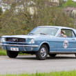Stock Photo: Vintage car Ford Mustang from 1965
