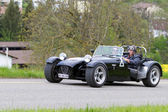 Vintage car Lotus Super Seven from 1972 — Stock Photo
