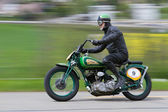 Vintage motorbike Indian Sport Scout from 1938 — Stock Photo