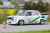Vintage race touring car Simca Rallye 3 from 1976 — Stock Photo