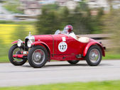Vintage pre war race car Amilcar CG SS from 1926 — Stock Photo