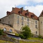 Gruyere castle, Switzerland — Stock Photo #10522529