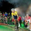 Stock Photo: Start of Sixday nights Zurich