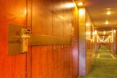 Business hotel vloer — Stockfoto