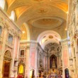 Grace church interior, Lisboa — Stock Photo