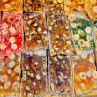 Tray of turkish sweets — Stock Photo #8083647