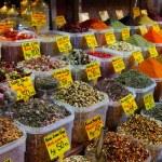 Istanbul spice market — Stock Photo