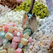 Lavish turkish sweets - Stock Photo