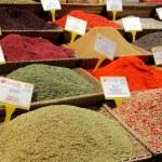 Istanbul spice market — Stock Photo #8083671