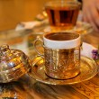 Stock Photo: Turkish coffee