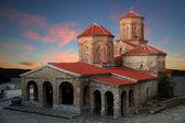 El monasterio de saint naum — Foto de Stock