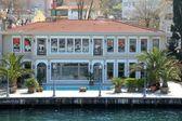 Bosporus mansion — Stockfoto