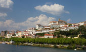 City magnet Coimbra in summer — Stock Photo