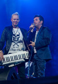 Duo Anders Fahrenkrog — Stock Photo