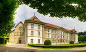 Abbey of Hauterive Switzerland — Foto Stock
