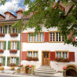 Old town Murten, Switzerland — Stock Photo
