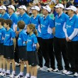 Stock Photo: BNP Paribas Zurich Open Champions Tour 2012