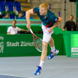 Royalty-Free Stock Photo: Kyle Edmund at Zurioch Open 2012