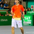 Julien Cagninat Zurich Open 2012 — Stock Photo #9712124