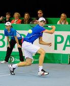 Mitchell Krueger at Zurich Open 2012 — Stock Photo