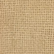 Royalty-Free Stock Photo: Natural textured burlap sackcloth hessian texture coffee sack