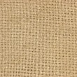 Natural textured burlap sackcloth hessian texture coffee sack — Stock Photo