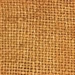 Natural textured burlap sackcloth hessian texture coffee sack — Stock Photo #8300952