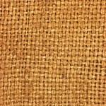Natural textured burlap sackcloth hessian texture coffee sack — Stock Photo #8300957