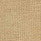 Natural textured burlap sackcloth hessian texture coffee sack — Stock Photo