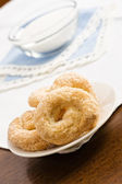 Sweet taralli — Stock Photo