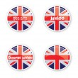Stock Photo: Jubilee Buttons