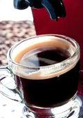 Kaffee espresso — Stockfoto