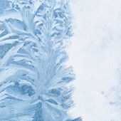 Frosty background — Stock Photo