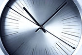 Close up van een horloge — Stockfoto