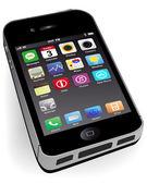 Mobile phone — Cтоковый вектор
