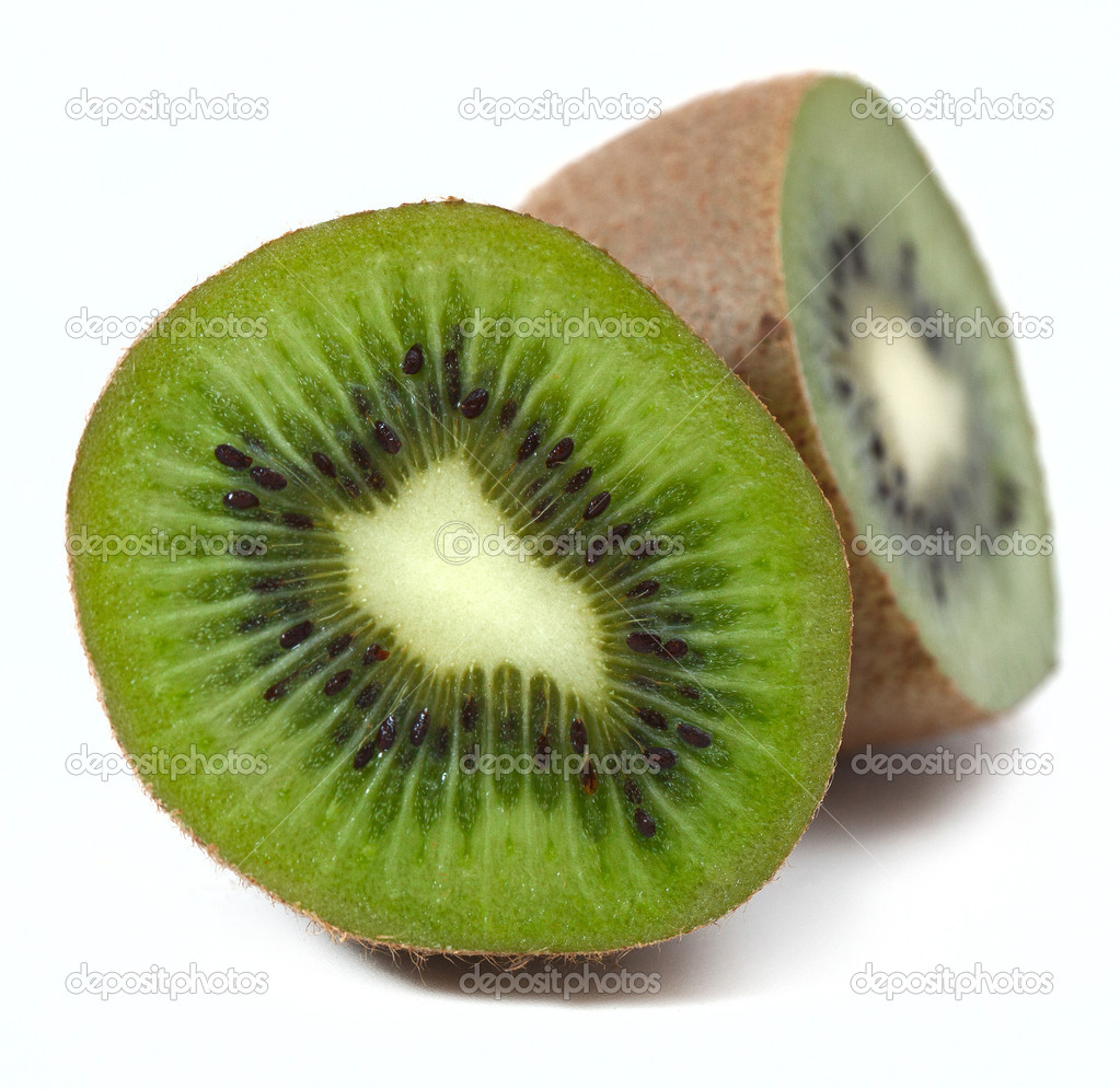 Kiwi bird cut in half - photo#5