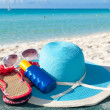 Vacations accessories — Foto de Stock