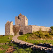 Dunguaire castle near Kinvara - Stock Photo