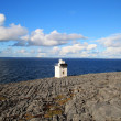 Burren Lighthouse - Stock Photo