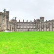 Kilkenny Castle in Ireland - Stock Photo