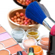Make-up products — Stockfoto