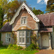 Cottage house in Killarney - Stock Photo