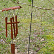 Wind chime - Foto Stock