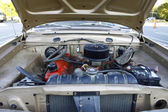 Engine compartment — Stock Photo