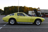 Corvette — Foto de Stock
