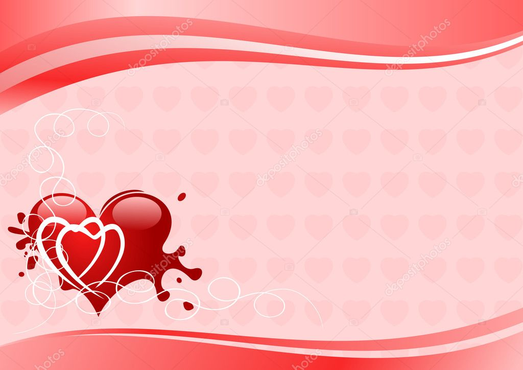Valentine illustration — Stock Vector #8180038