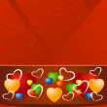 Valentine illustration — Stock Vector