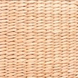 Stock Photo: Handmade braided brushwood bamboo basket detail texture